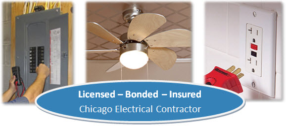 Licesned Insured Chicago Electrician