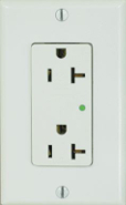 Install Surge Protection Outlet