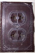 Replace Old 2 Prong or Painted Outlets